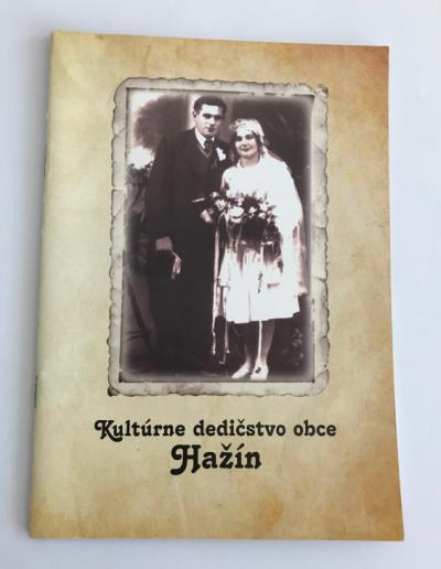 Brožúra Hažín