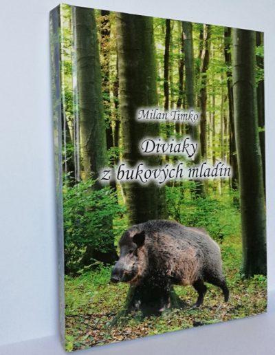 Kniha Diviaky