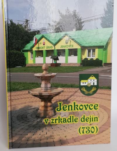 Kniha Jenkovce